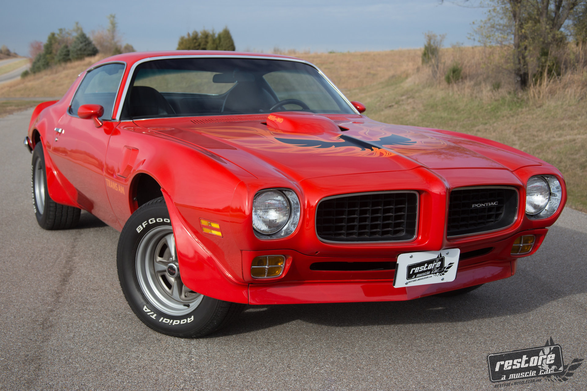 1973 Pontiac Trans Am Restore A Muscle Car Llc