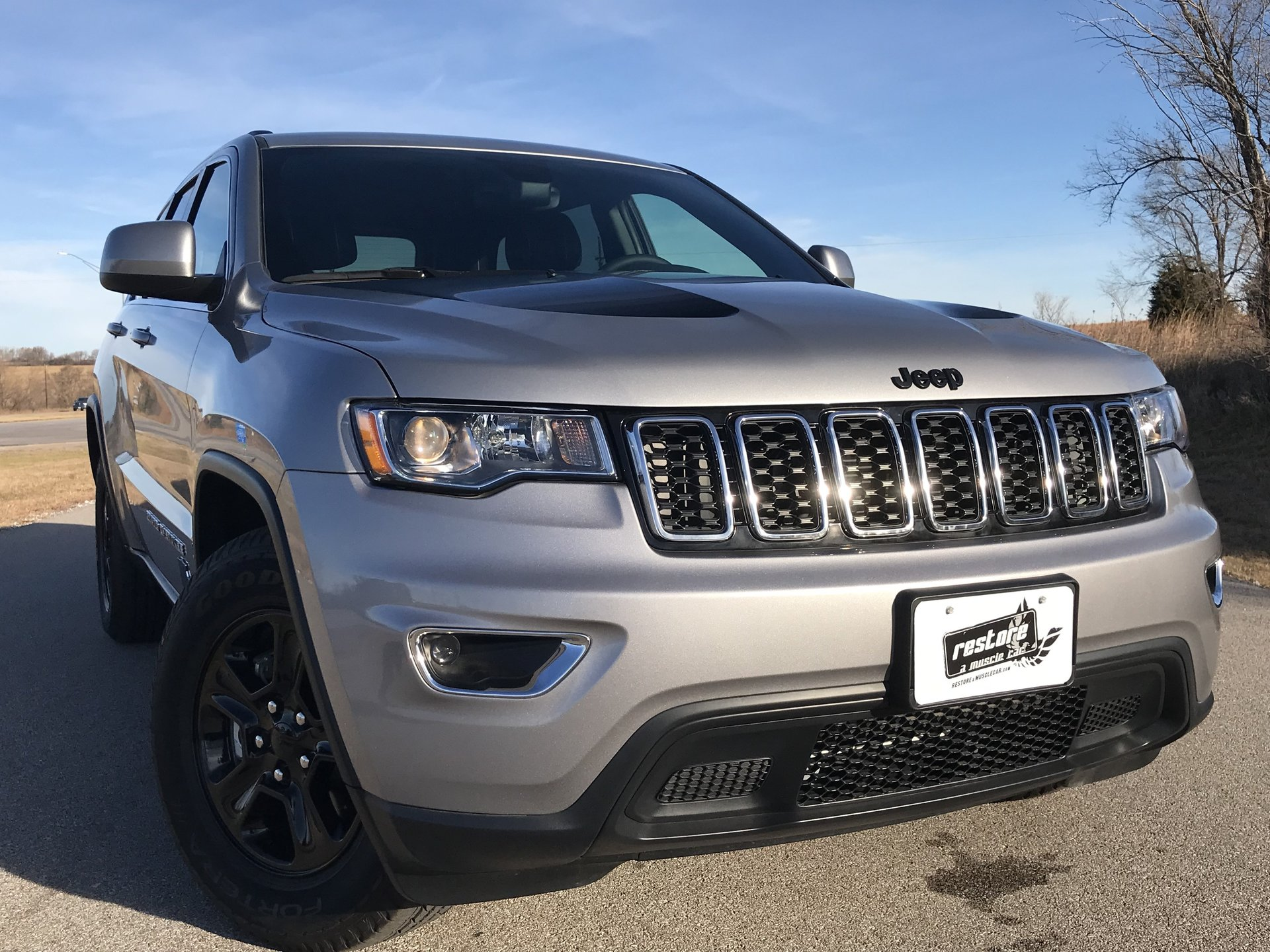 2017 jeep grand cherokee laredo for sale 74216 mcg. Black Bedroom Furniture Sets. Home Design Ideas