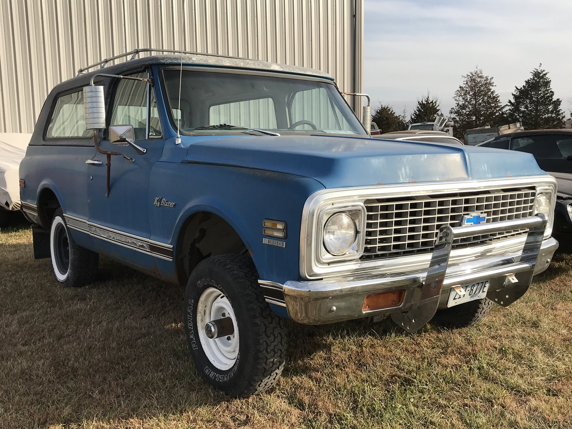 1720386e20460 hd 1972 chevrolet blazer