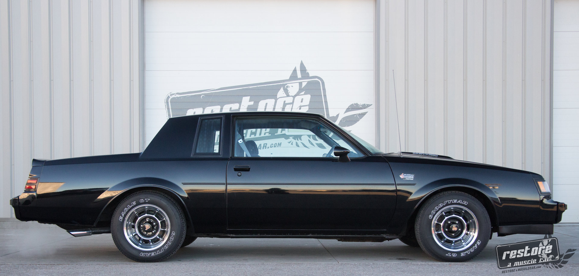1987 Buick Grand National   Restore A Muscle Car™ LLC