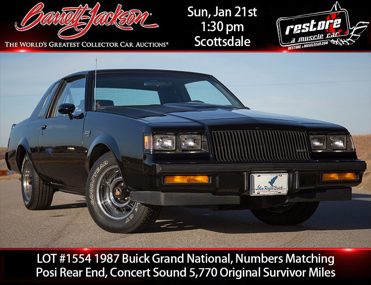 18023c4ade8c0 hd 1987 buick grand national