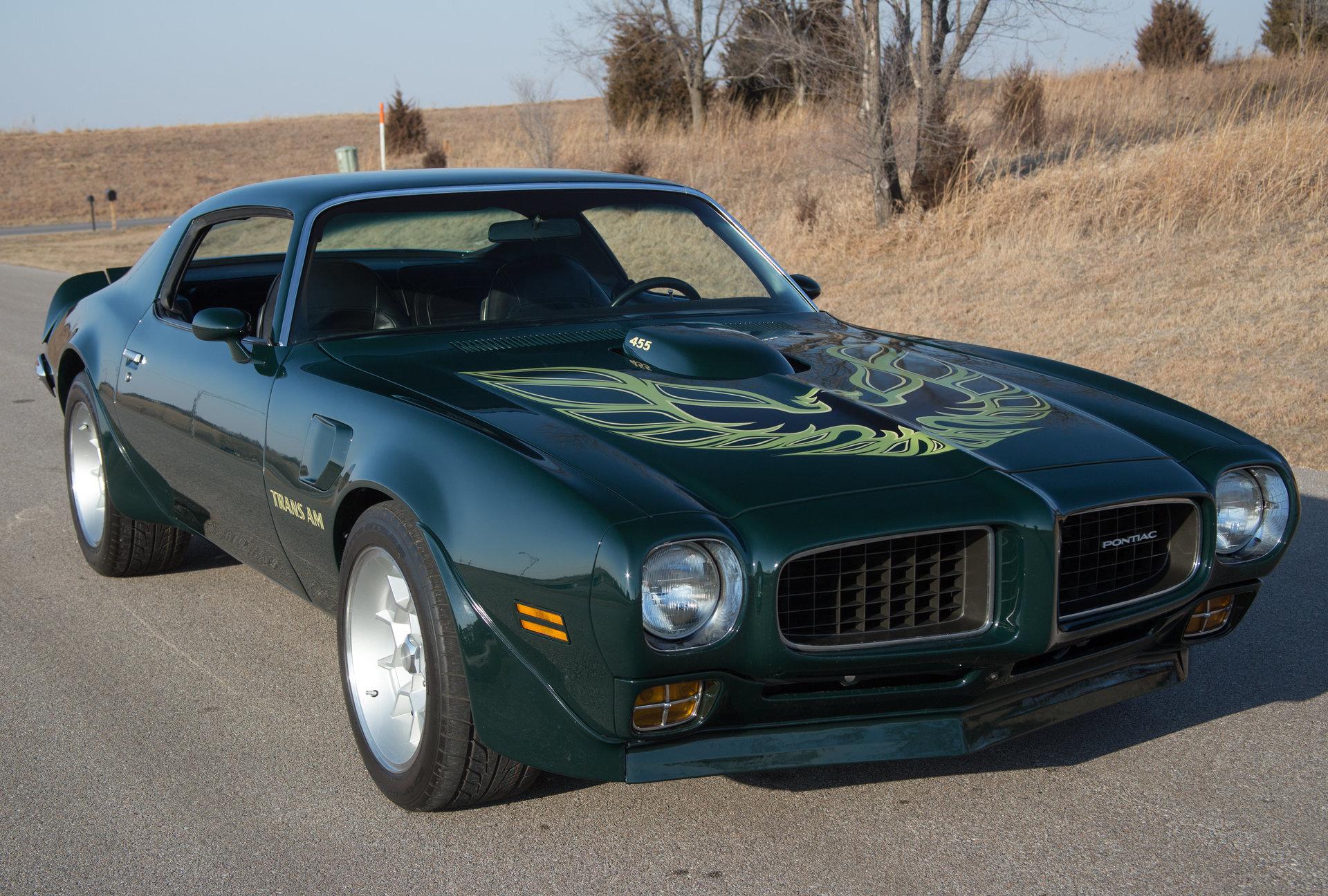 1973 Pontiac Firebird Trans Am For Sale: 1973 Pontiac Trans Am For Sale #83771