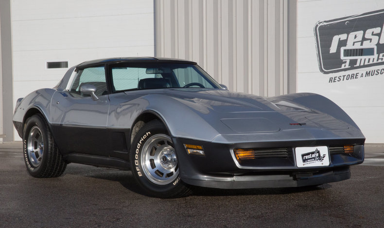 1981 1981 Chevrolet Corvette For Sale