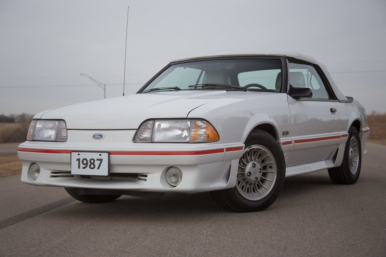 1987 Ford Mustang   Restore A Muscle Car™ LLC