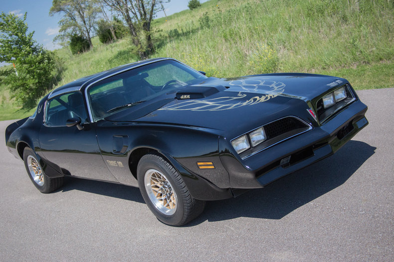 1977 1977 Pontiac Trans Am For Sale