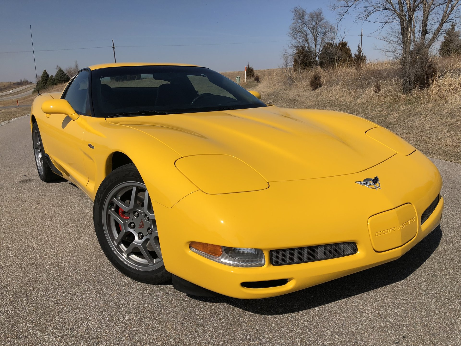 218873e525315 hd 2003 chevrolet corvette