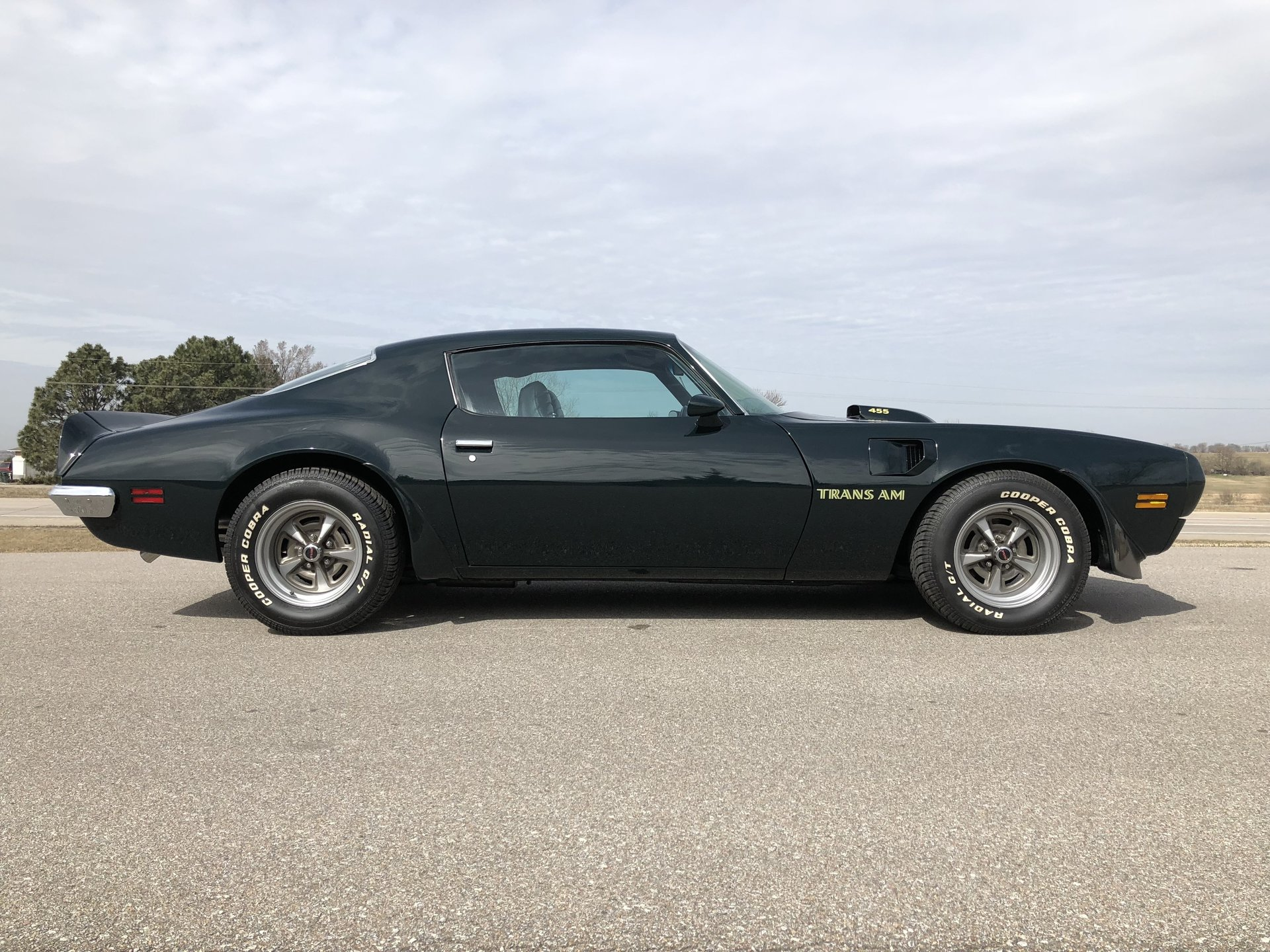 1973 Pontiac Trans Am Berlin Motors For Sale