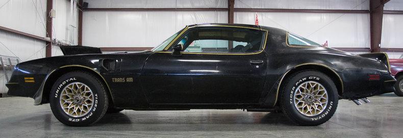 1977 1977 Pontiac Trans Am SE For Sale