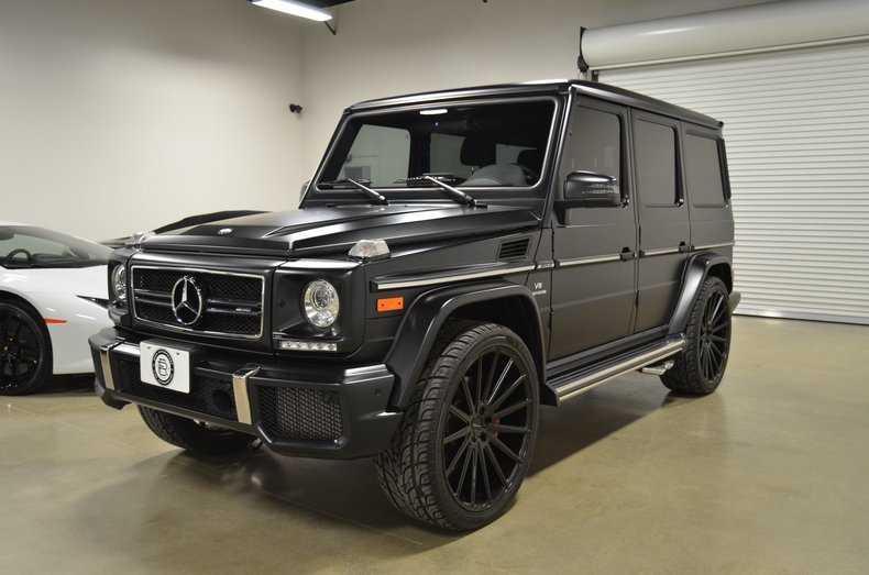 2017 mercedes benz g63 amg for sale 72708 mcg. Black Bedroom Furniture Sets. Home Design Ideas