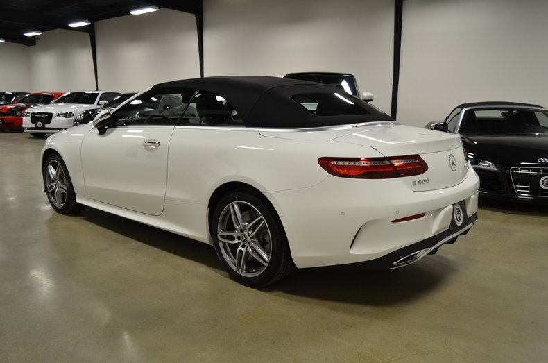 2018 mercedes benz e400 cabriolet my classic garage for Mercedes benz e400 coupe for sale