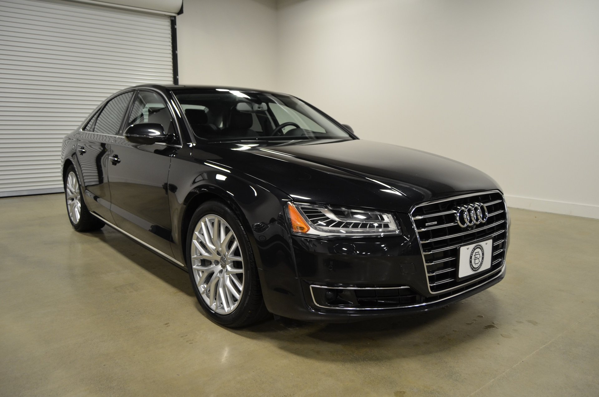 2015 audi a8 my classic garage. Black Bedroom Furniture Sets. Home Design Ideas