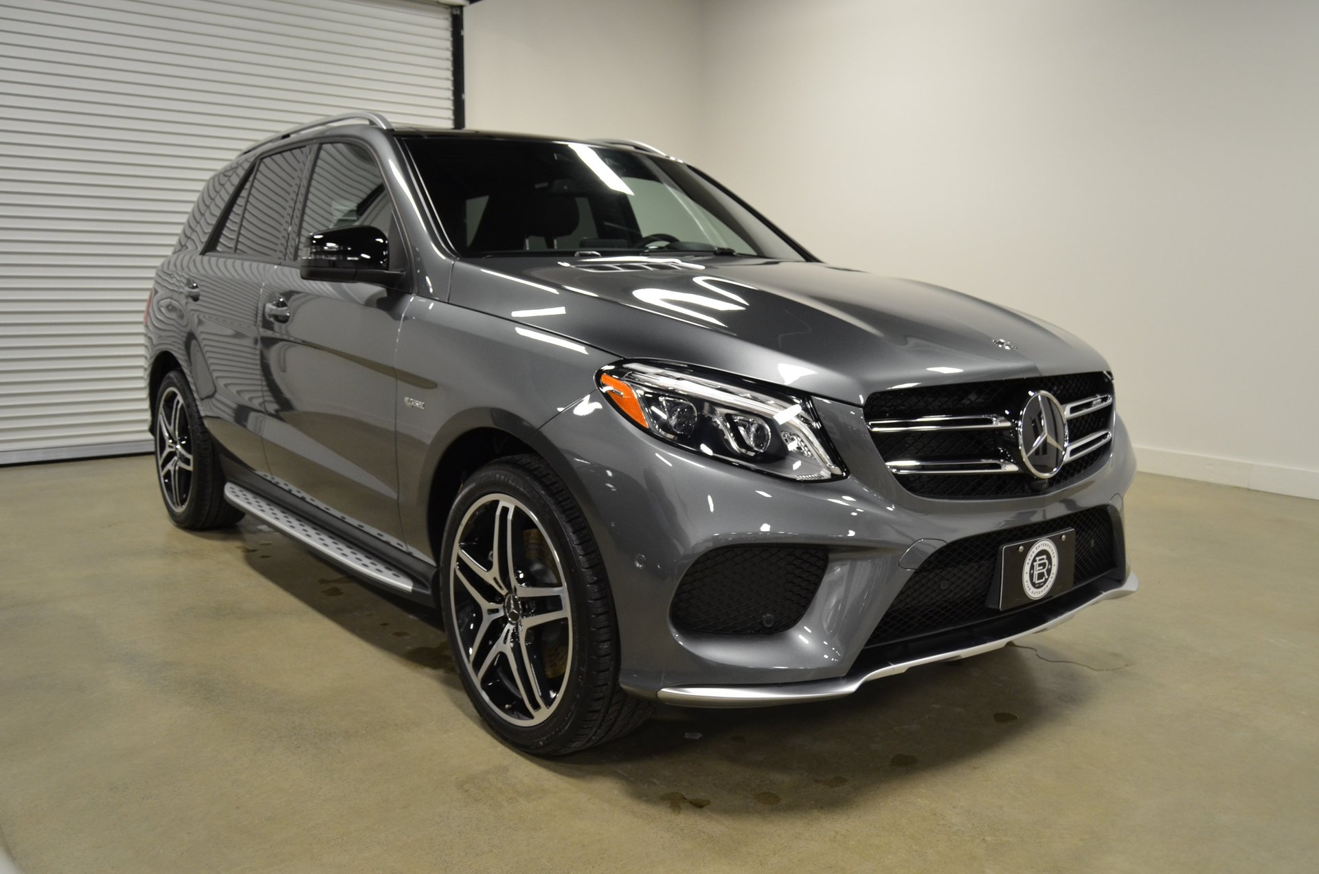 2018 mercedes benz gle43 amg reds enterprises for Mercedes benz 2018 amg