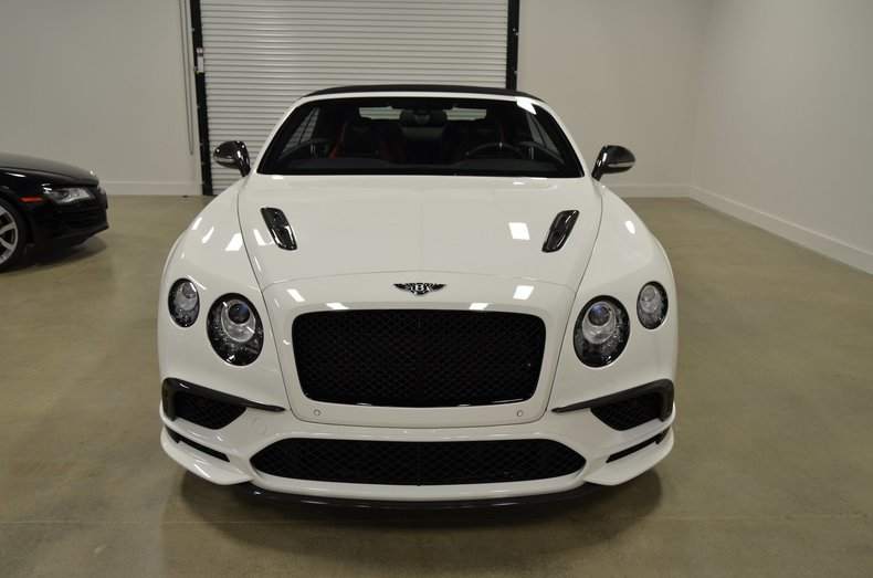 Amazing ... 2018 2018 Bentley Continental Supersports Convertible For Sale ...