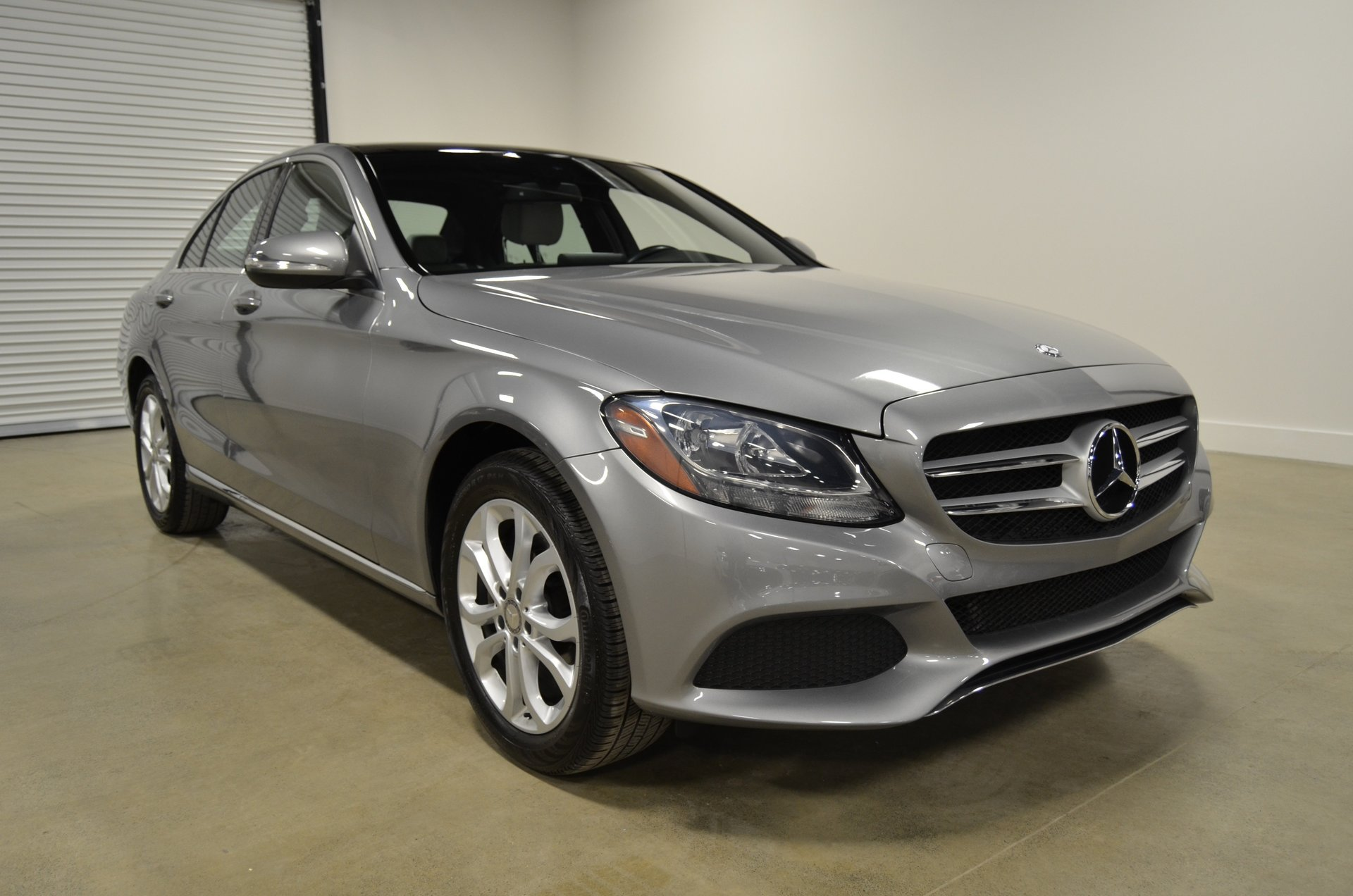 2015 Mercedes Benz C300 4Matic for sale