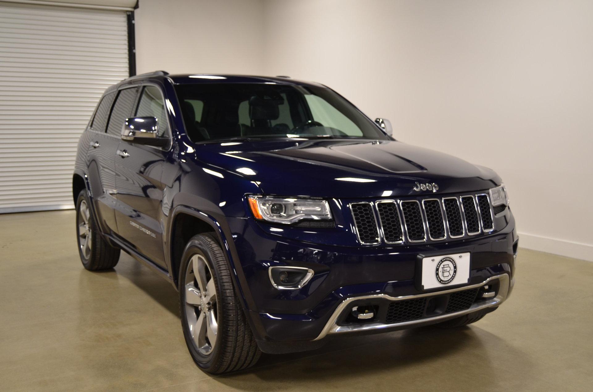 2016 Jeep Grand Cherokee For Sale 94263 Mcg
