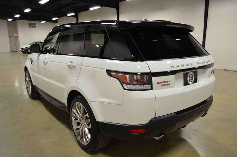 2016 2016 Land Rover Range Rover Sport For Sale