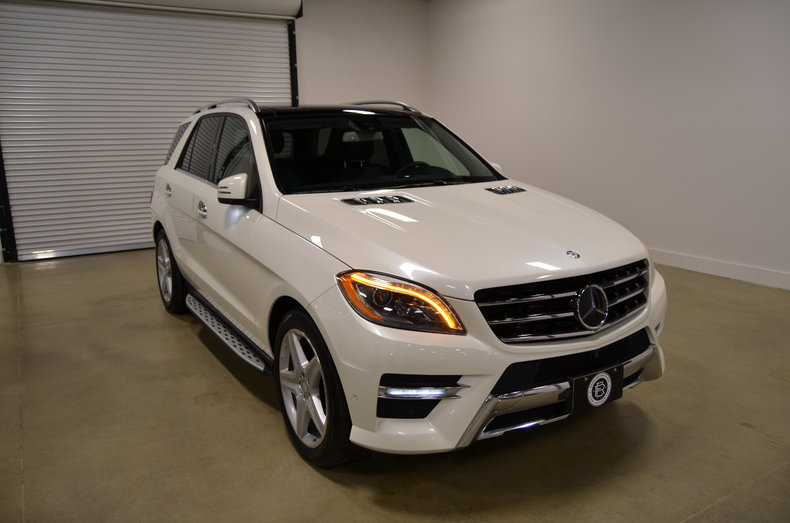 2014 2014 Mercedes-Benz ML350 Bluetech For Sale