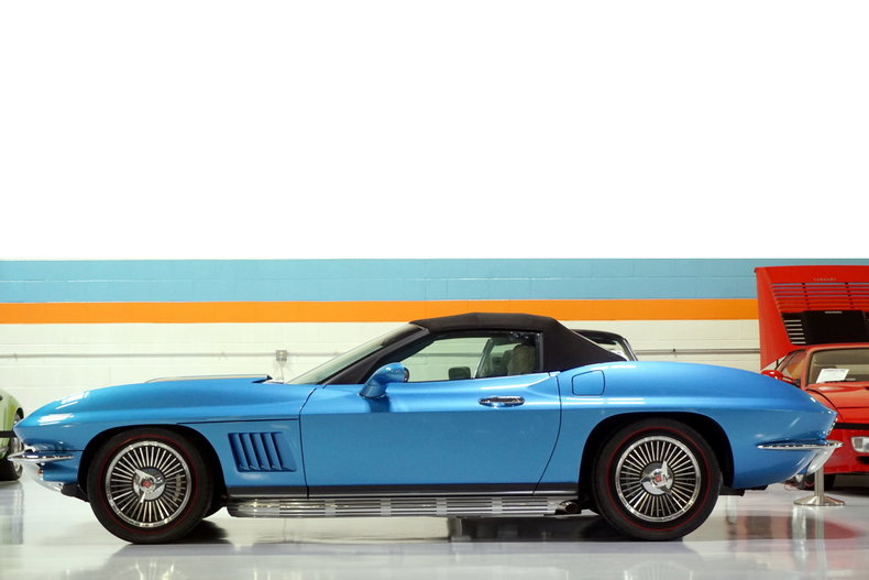 1967 Chevrolet Corvette by CRC