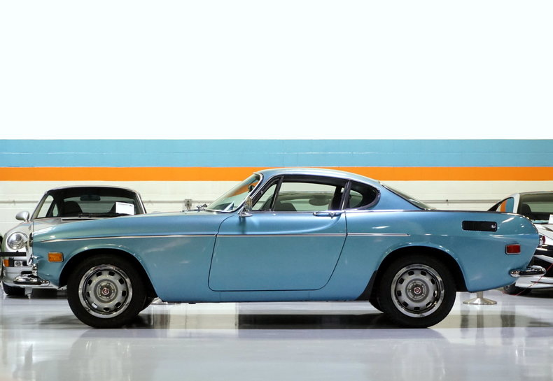 Volvo P1800 For Sale >> 1972 Volvo P1800 E for sale #77332 | MCG