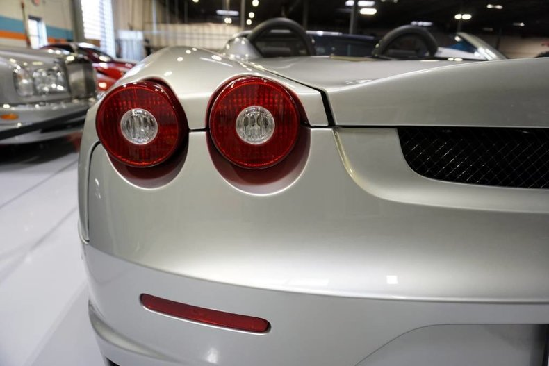 2006 Ferrari F430 Spider Convertible 2-Door: Extras are always good to find on a Ferrari, and this one has a nice mix!
