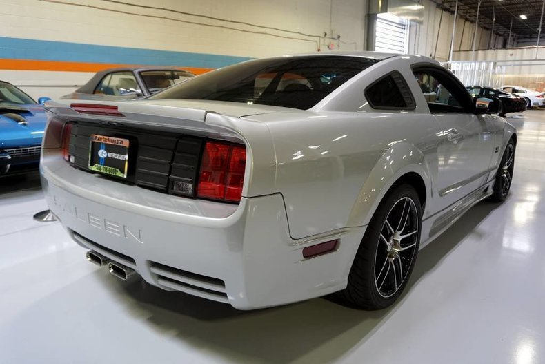 2006 Ford Mustang Saleen: 2006 Ford Mustang Saleen S281 Supercharged Set up for road and track use!