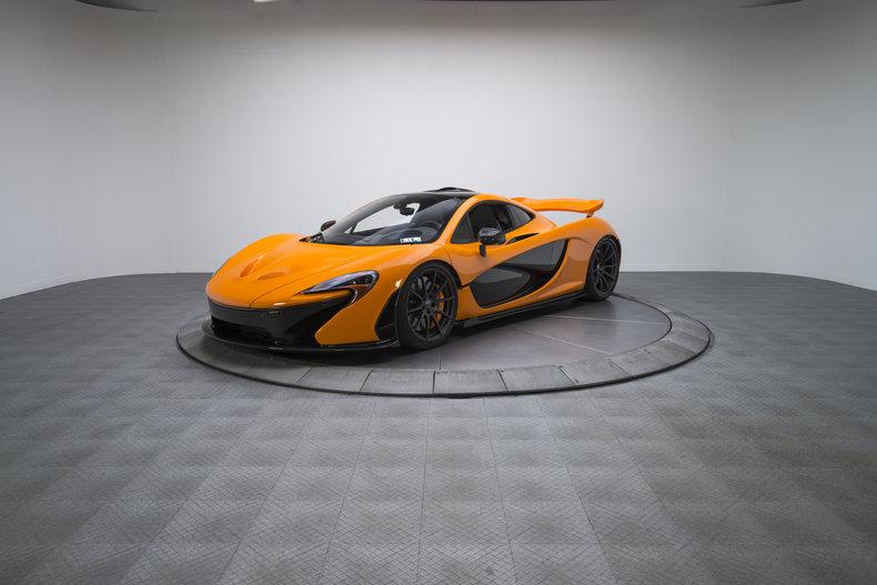 For Sale 2014 McLaren P1