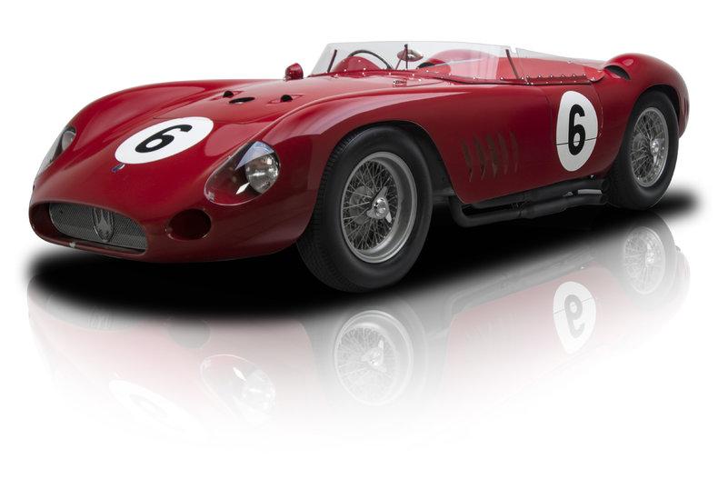 For Sale 1957 Maserati 300S