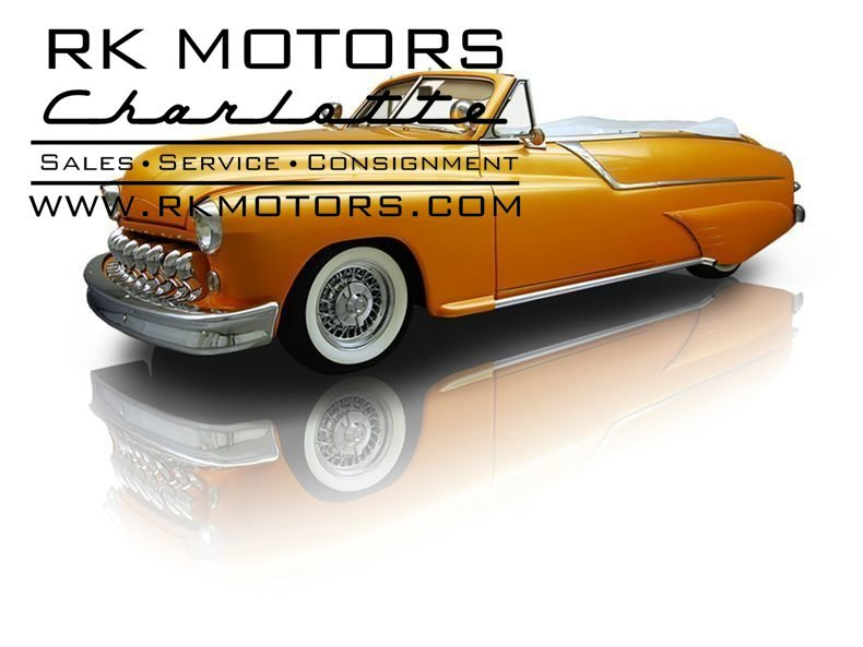 For Sale 1949 Mercury Deluxe