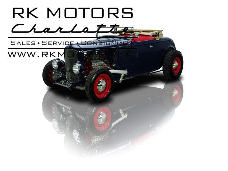 For Sale 1932 Ford Deuce