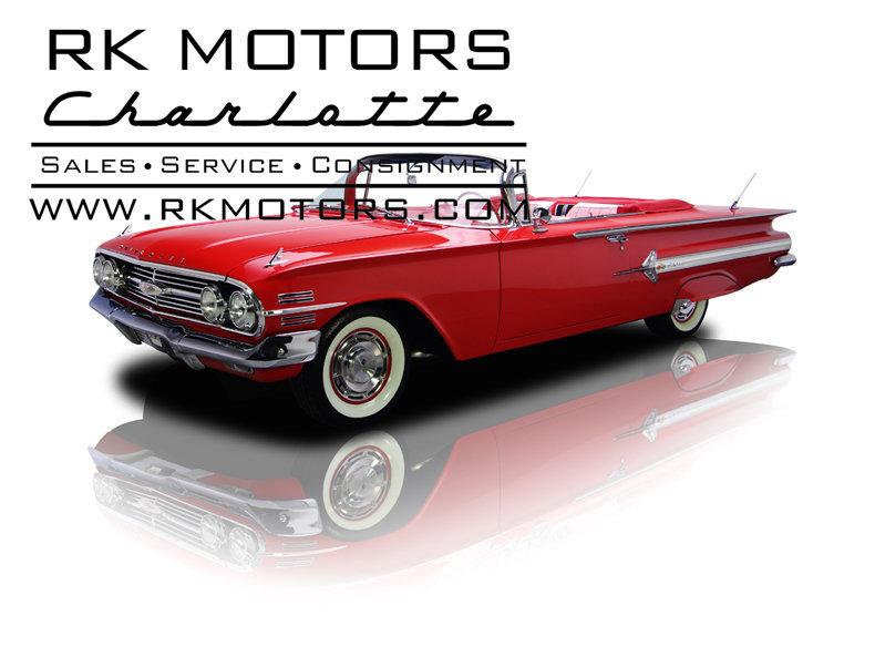 For Sale 1960 Chevrolet Impala