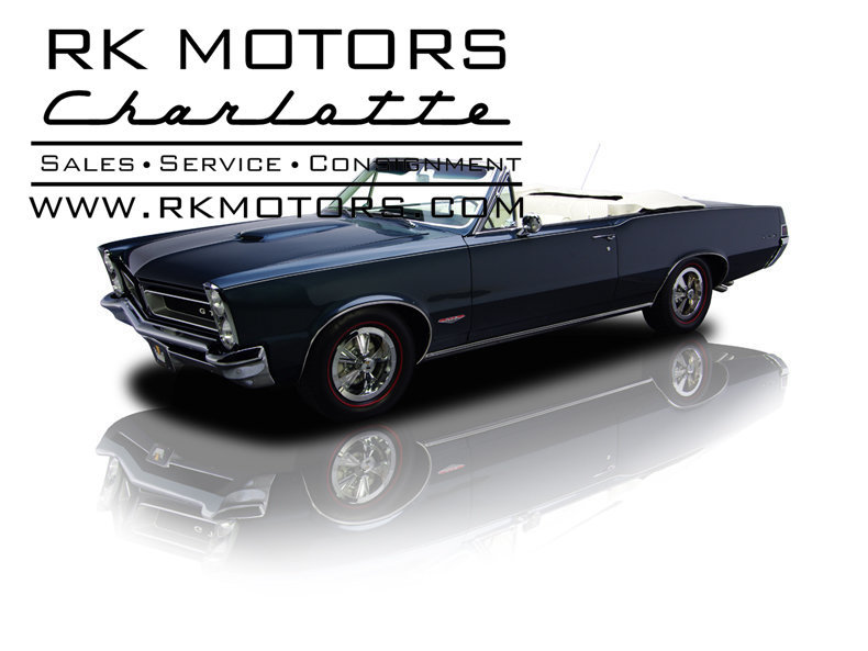 132410 1965 pontiac gto rk motors classic and performance cars for rh rkmotors com