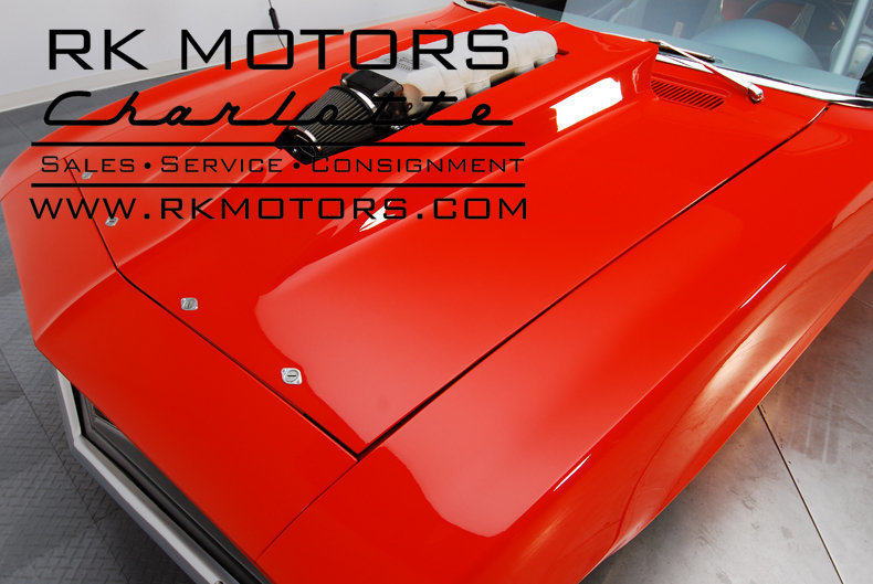 132217 1969 Chevrolet Camaro Rk Motors Classic And