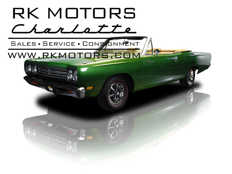 For Sale 1969 Plymouth Road Runner