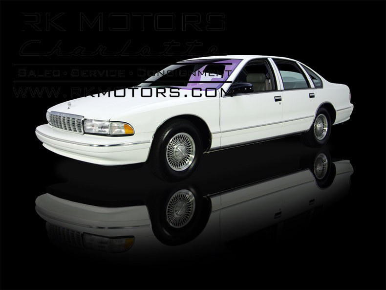 For Sale 1996 Chevrolet Caprice