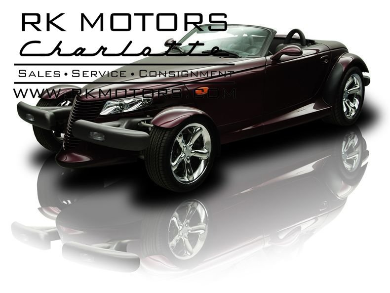 For Sale 1999 Plymouth Prowler