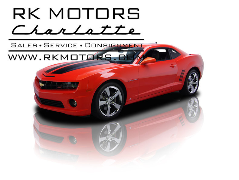 Attractive For Sale 2010 Chevrolet Camaro