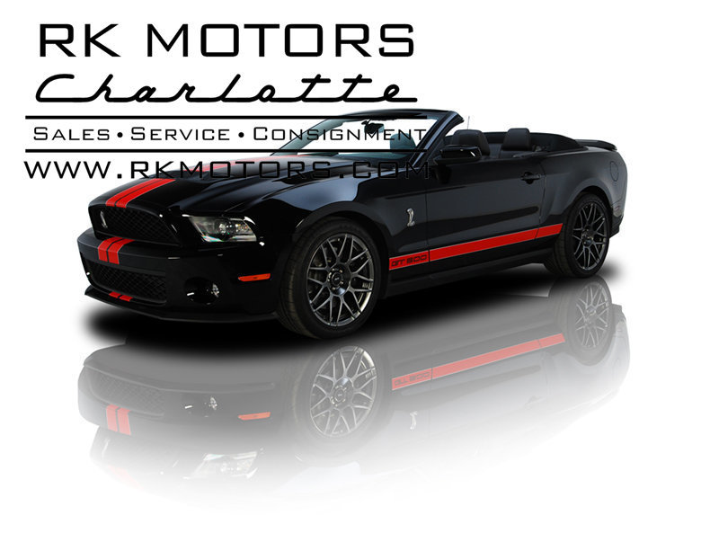 132220 2011 Ford Mustang Rk Motors Classic And Performance Cars
