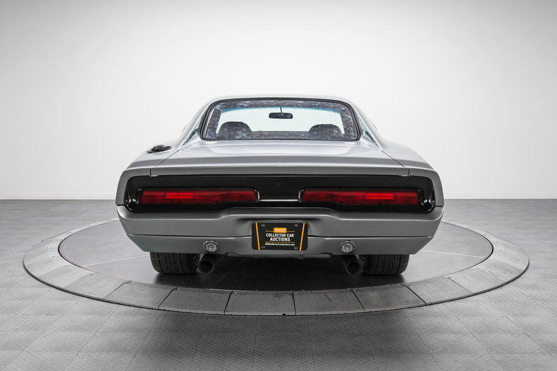 1970 Dodge Charger R/T: 1970 Dodge Charger R/T 153 Miles Grigio Pearl Metallic Hardtop 500 V8 5 Speed Ma