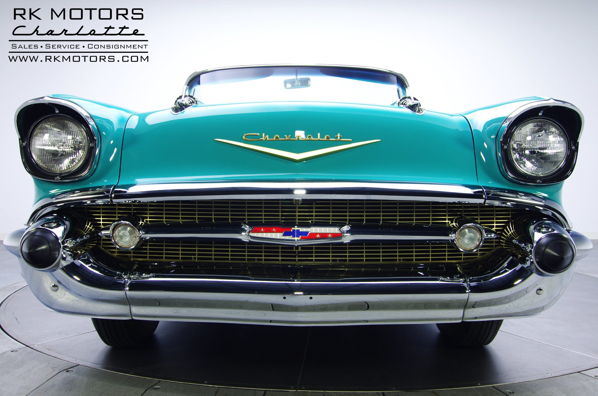 132499 1957 Chevrolet Bel Air Rk Motors Classic And Performance 1966 Chevy For Sale