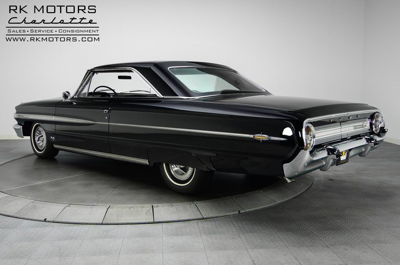 1964 ford galaxie rk motors. Black Bedroom Furniture Sets. Home Design Ideas