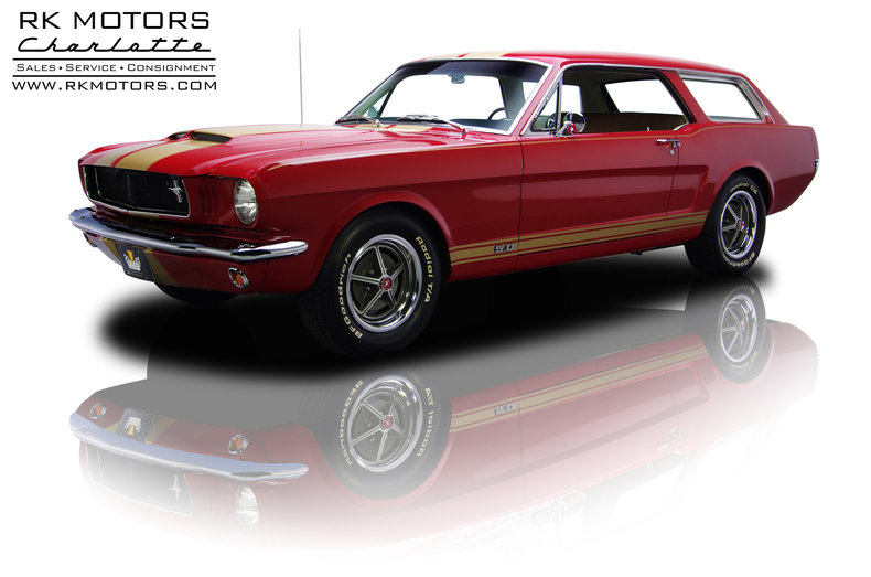 1965 Mustang Station Wagon >> 132351 1965 Ford Mustang Rk Motors Classic And Performance Cars