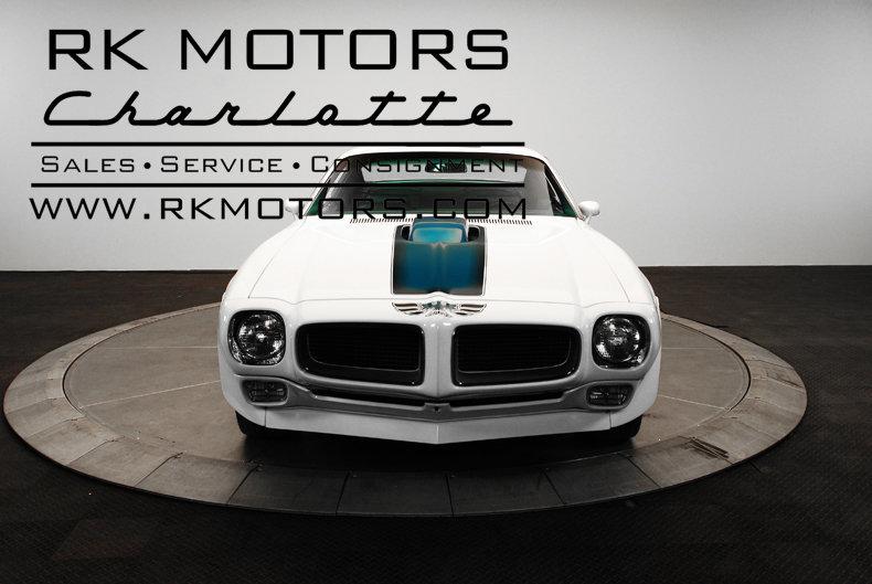 ... For Sale 1970 1/2 Pontiac Firebird ...