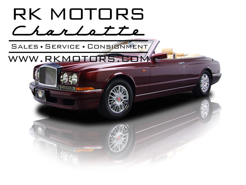 For Sale 2002 Bentley Azure