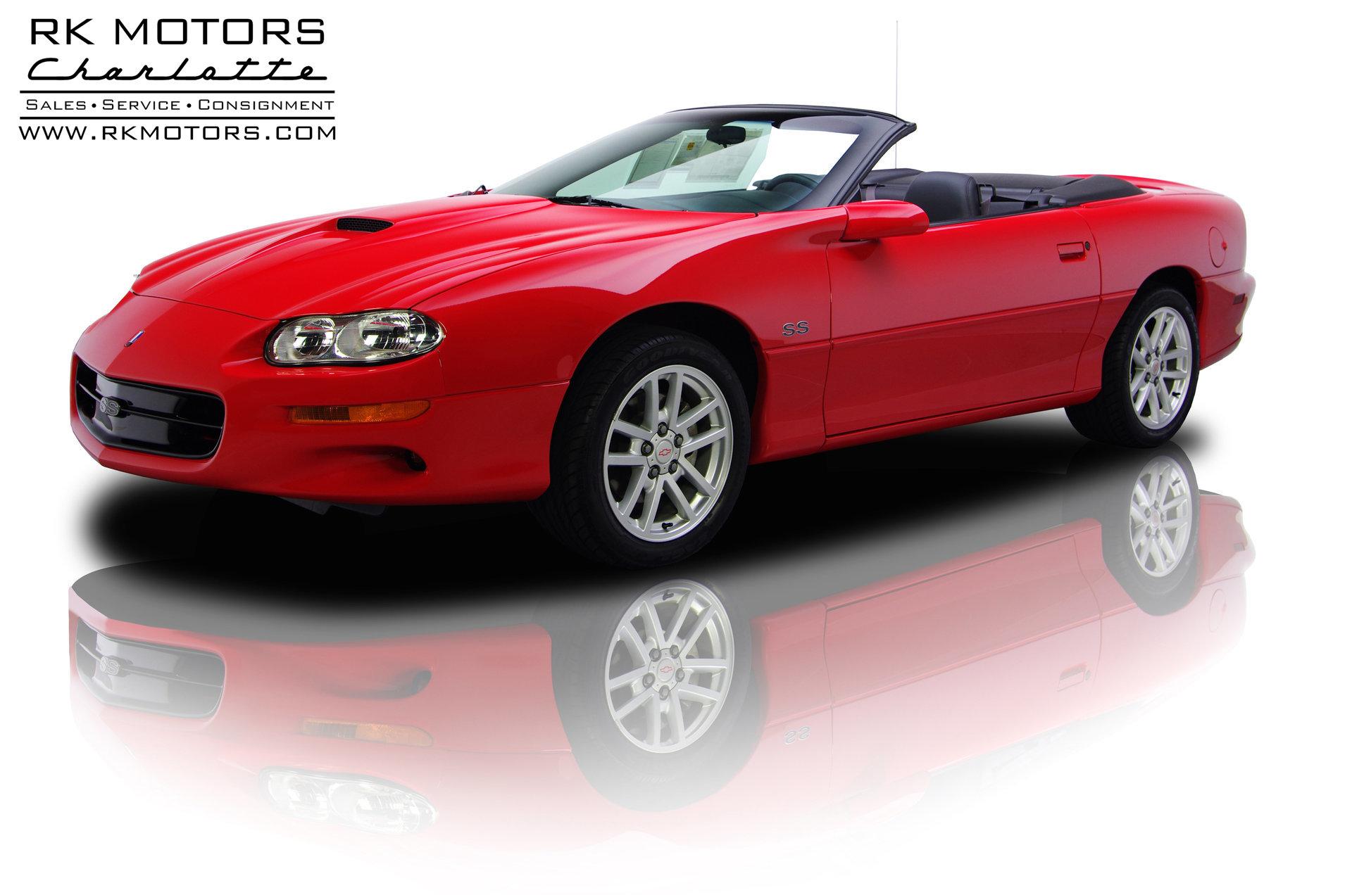 For Sale 2002 Chevrolet Camaro ...