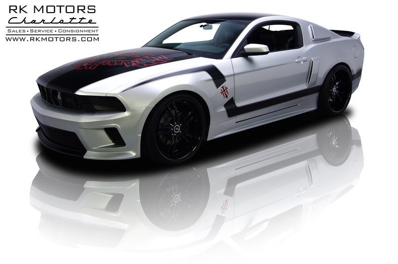 For Sale 2011 Ford Mustang