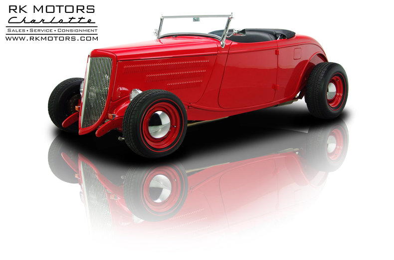 For Sale 1934 Ford Hi-Boy
