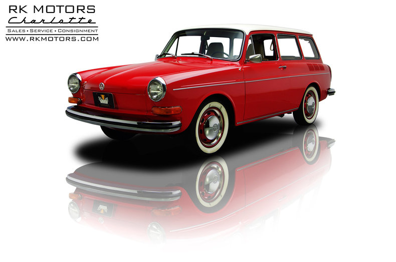 For Sale 1971 Volkswagen Type 3