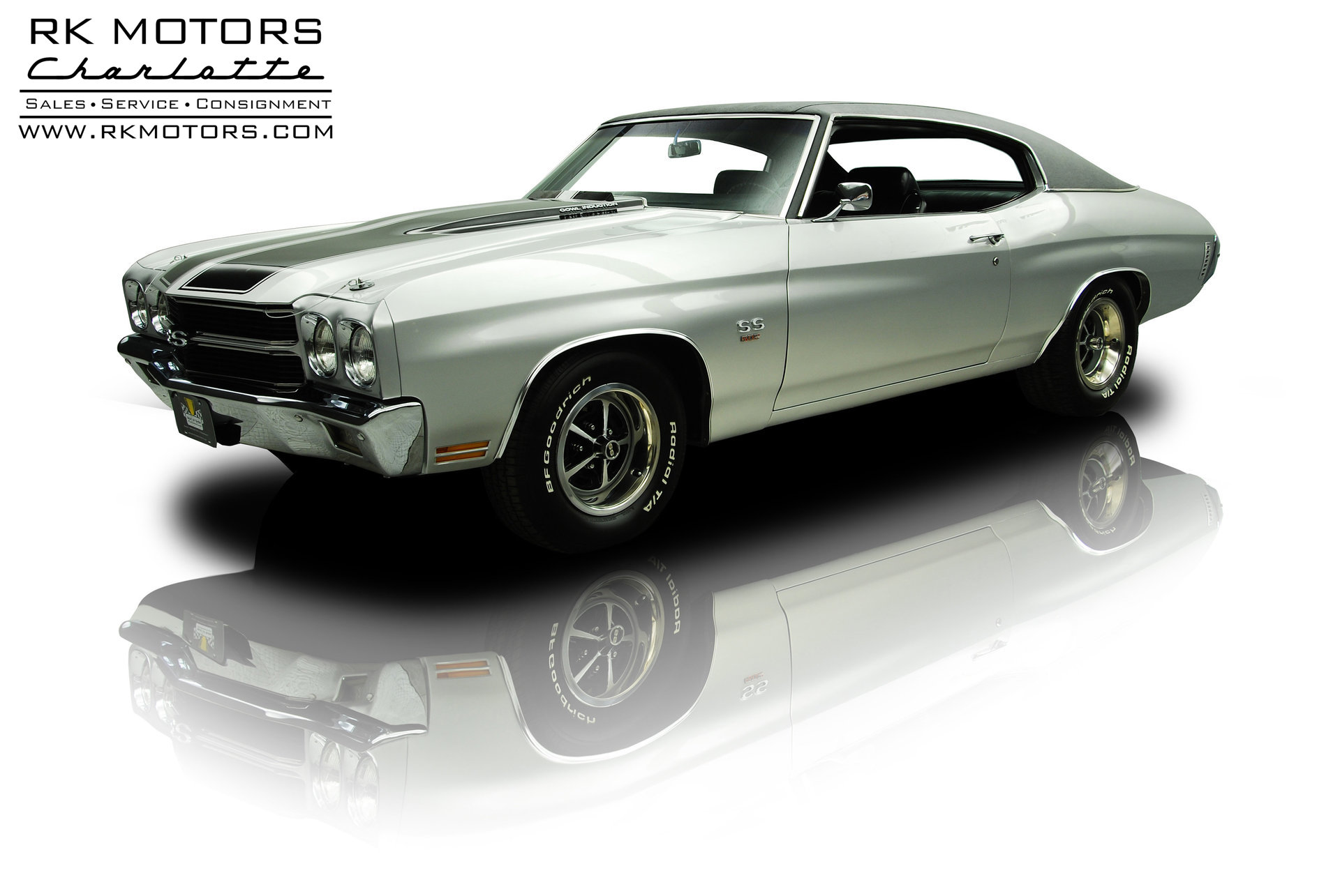 132574 1970 Chevrolet Chevelle | RK Motors Classic and Performance ...