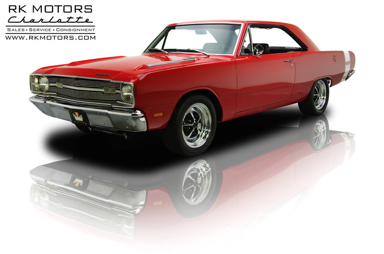 For Sale 1969 Dodge Dart