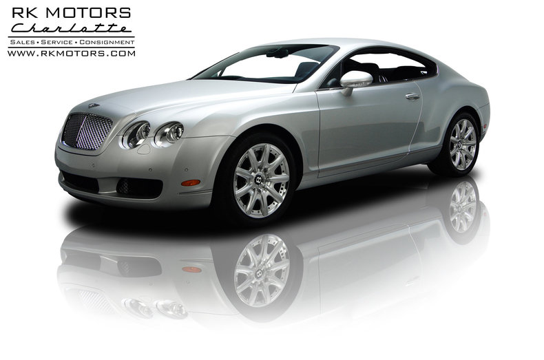 For Sale 2006 Bentley Continental